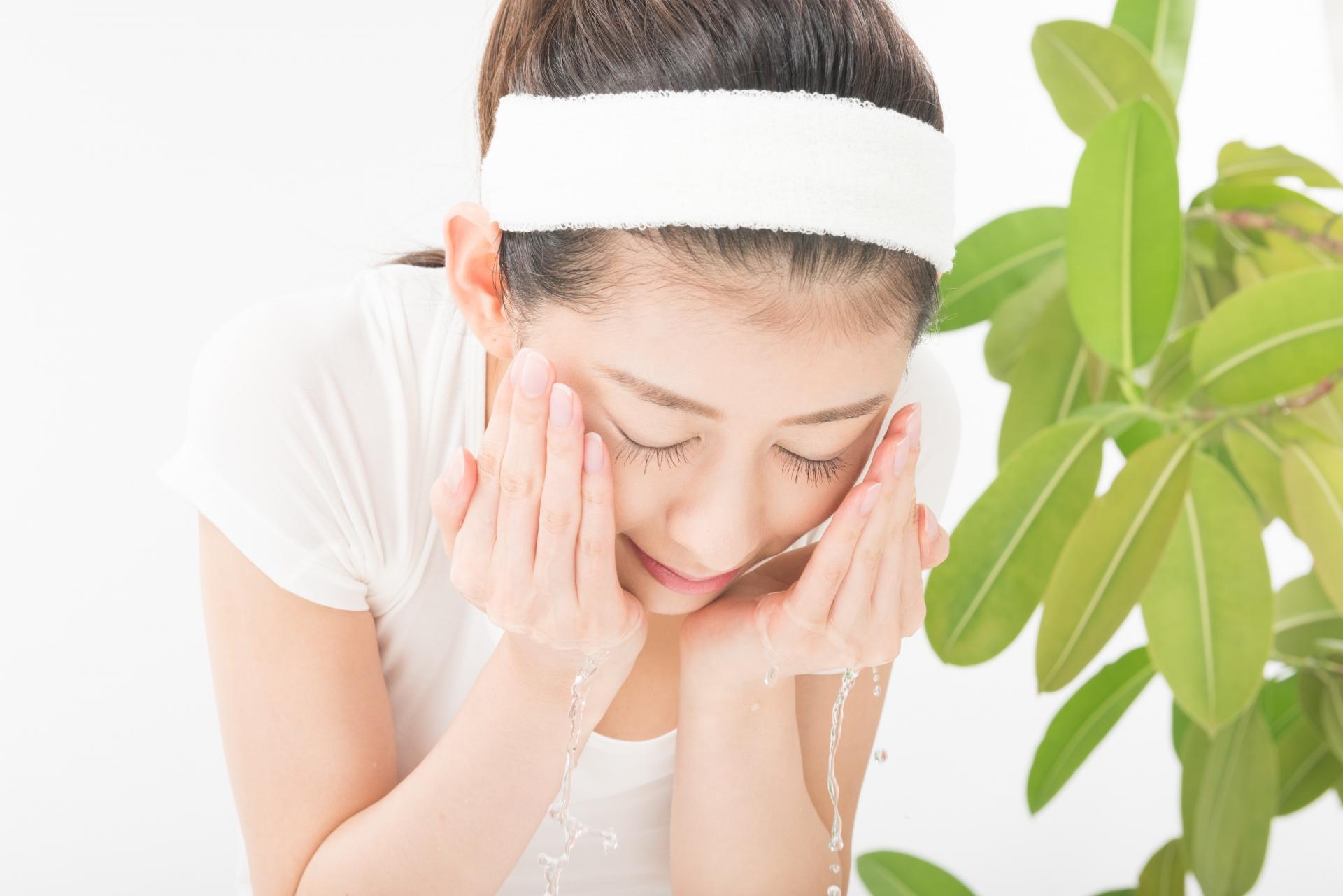 洗顔すすぎのポイント | 名古屋市中区、栄で顔剃り、久屋大通の ...
